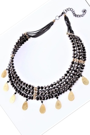 NAKAMOL CHICAGO Strands Drop Necklace - Product Mini Image