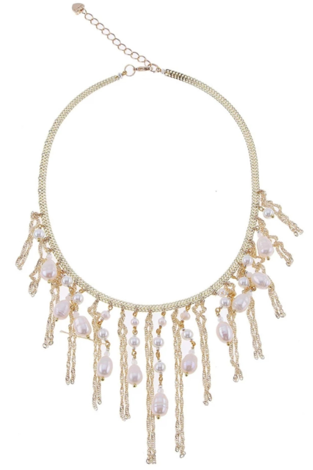 NAKAMOL CHICAGO Strands Pearl Necklace - Main Image