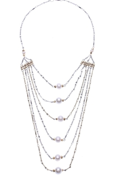 Shoptiques Product: Yuna Pearl Necklace