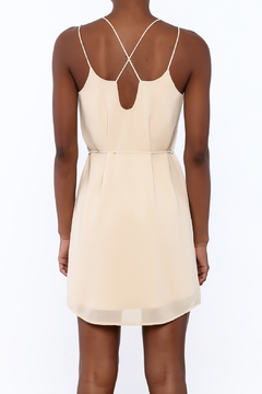 Shoptiques Product: Champagne Slip Dress