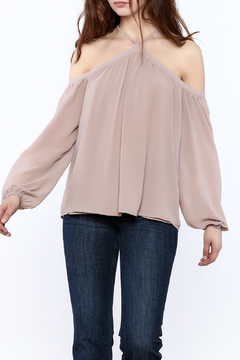 Shoptiques Product: Off Shoulder Top