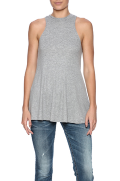 Shoptiques Product: Sleeveless High-Neck Top