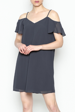 Shoptiques Product: V-Neck Strappy Dress