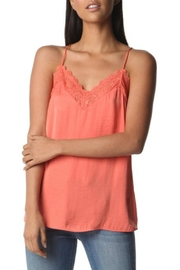 Naked Zebra Coral Lace Cami - Product Mini Image