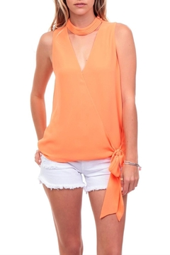 Shoptiques Product: Tied Up Tank Top