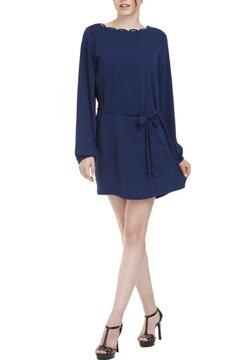 Shoptiques Product: Navy Dress