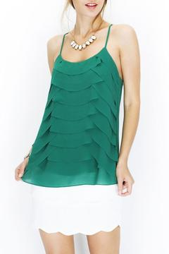 Shoptiques Product: Ocean Wave Top