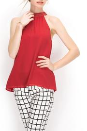 Naked Zebra Red Top - Product Mini Image
