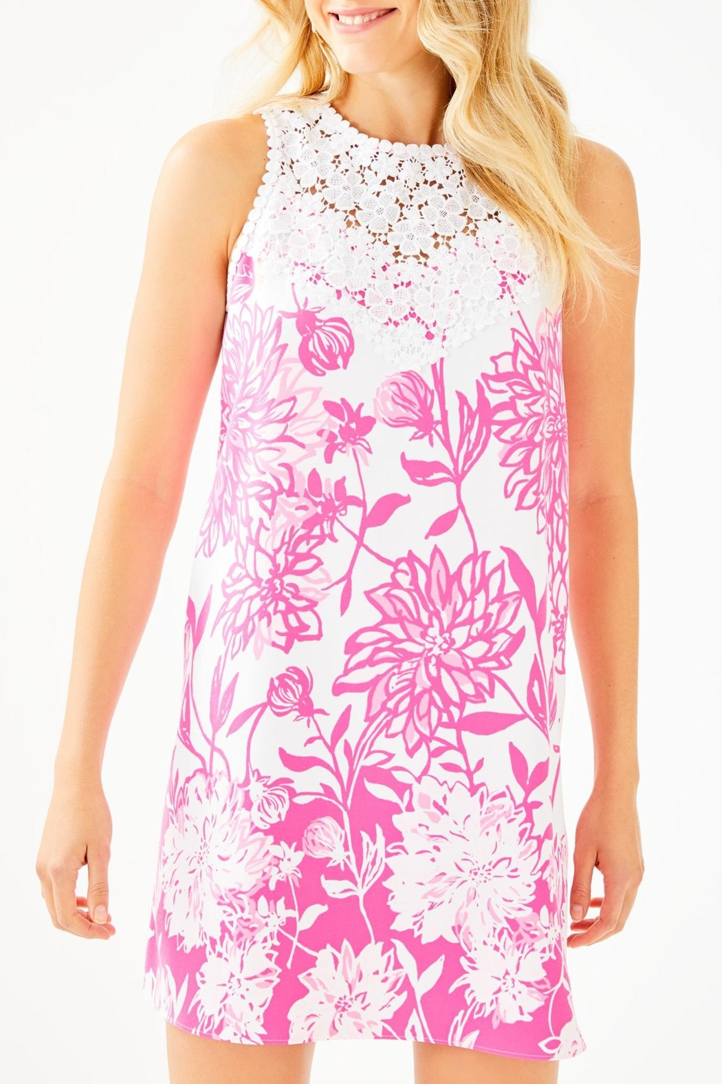 Lilly Pulitzer Nala Soft-Shift Dress - Main Image
