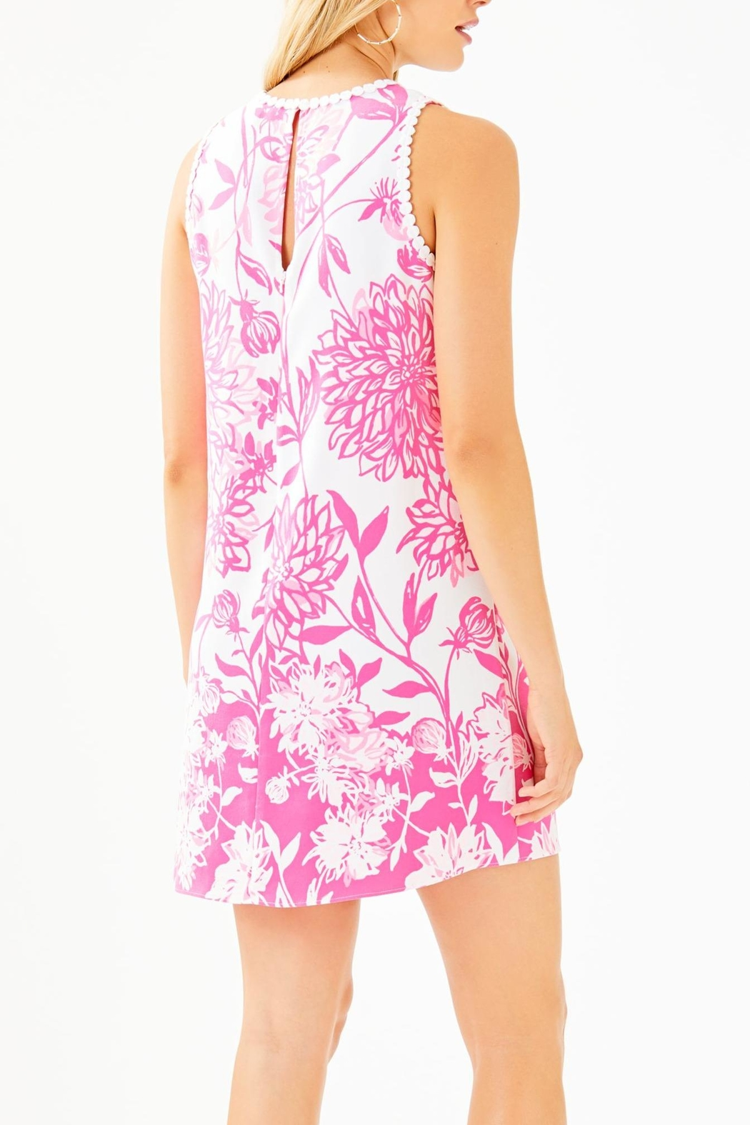 Lilly Pulitzer Nala Soft-Shift Dress - Front Full Image