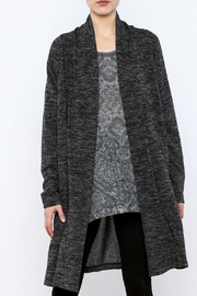 Nally & Millie Open Front Cardigan - Product Mini Image