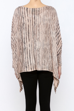 Shoptiques Product: Printed Vertical Stripe Top