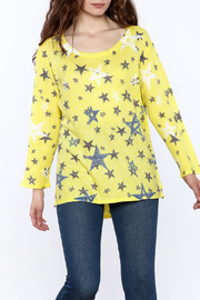 Nally & Millie Star Spangled Top - Product Mini Image