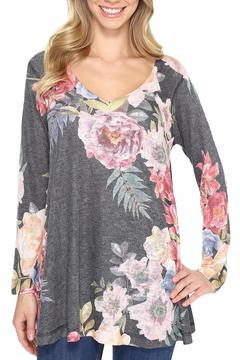 Nally & Millie Floral Print Tunic - Product List Image