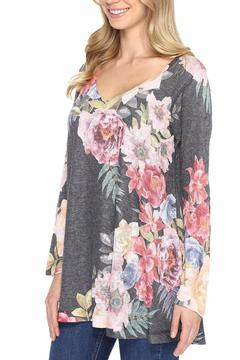 Nally & Millie Floral Print Tunic - Alternate List Image