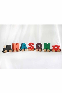 Shoptiques Product: Name Train Letters