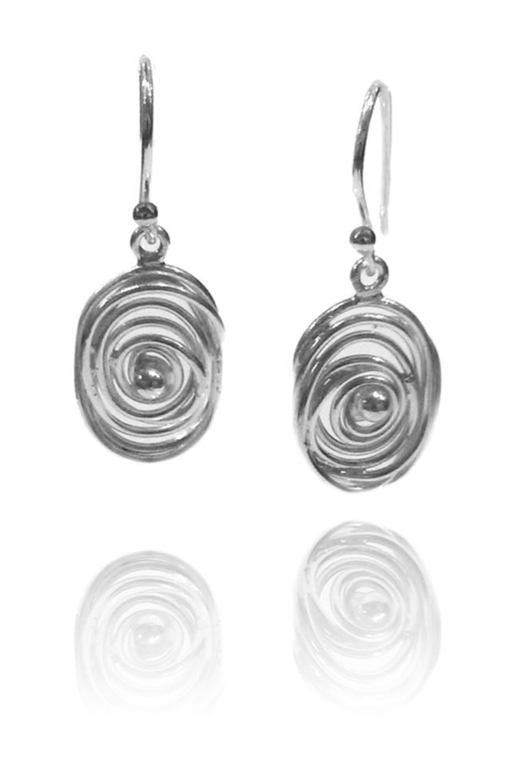 Nameless Jalebi Earrings - Front Cropped Image