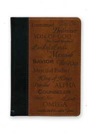 Brownlow Gifts Names-Of- Jesus Journal - Product Mini Image