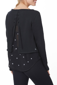 Nancy Rose Alynda Star Sweatshirt - Product List Image