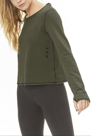 Nancy Rose Anthem Sweatshirt - Front cropped