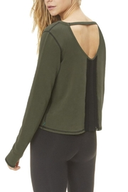 Nancy Rose Anthem Sweatshirt - Front full body