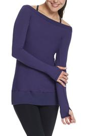 Nancy Rose Boatneck Long Sleeves - Product Mini Image