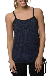 Nancy Rose Inversion Yoga Tank - Product Mini Image