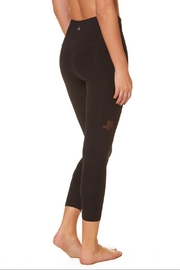 Nancy Rose Star 7/8th Leggings - Front full body