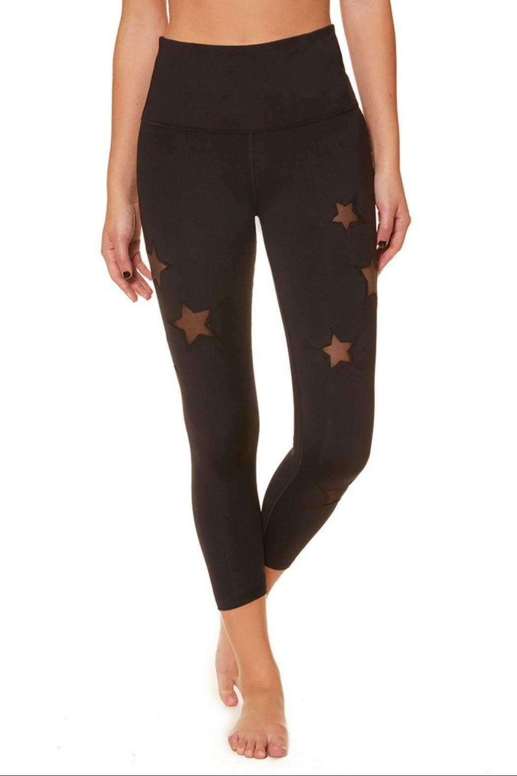 Nancy Rose Star 7/8th Leggings - Main Image