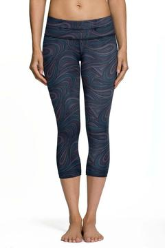 Nancy Rose Swirl Crop Pant - Product List Image