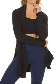 Nancy Rose Warm Up Wrap - Front cropped