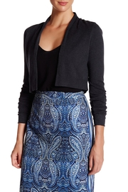 Nanette Lepore Open Cashmere Cardigan - Front cropped
