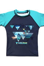 NaNo Boys Surfer Rashguard - Product Mini Image