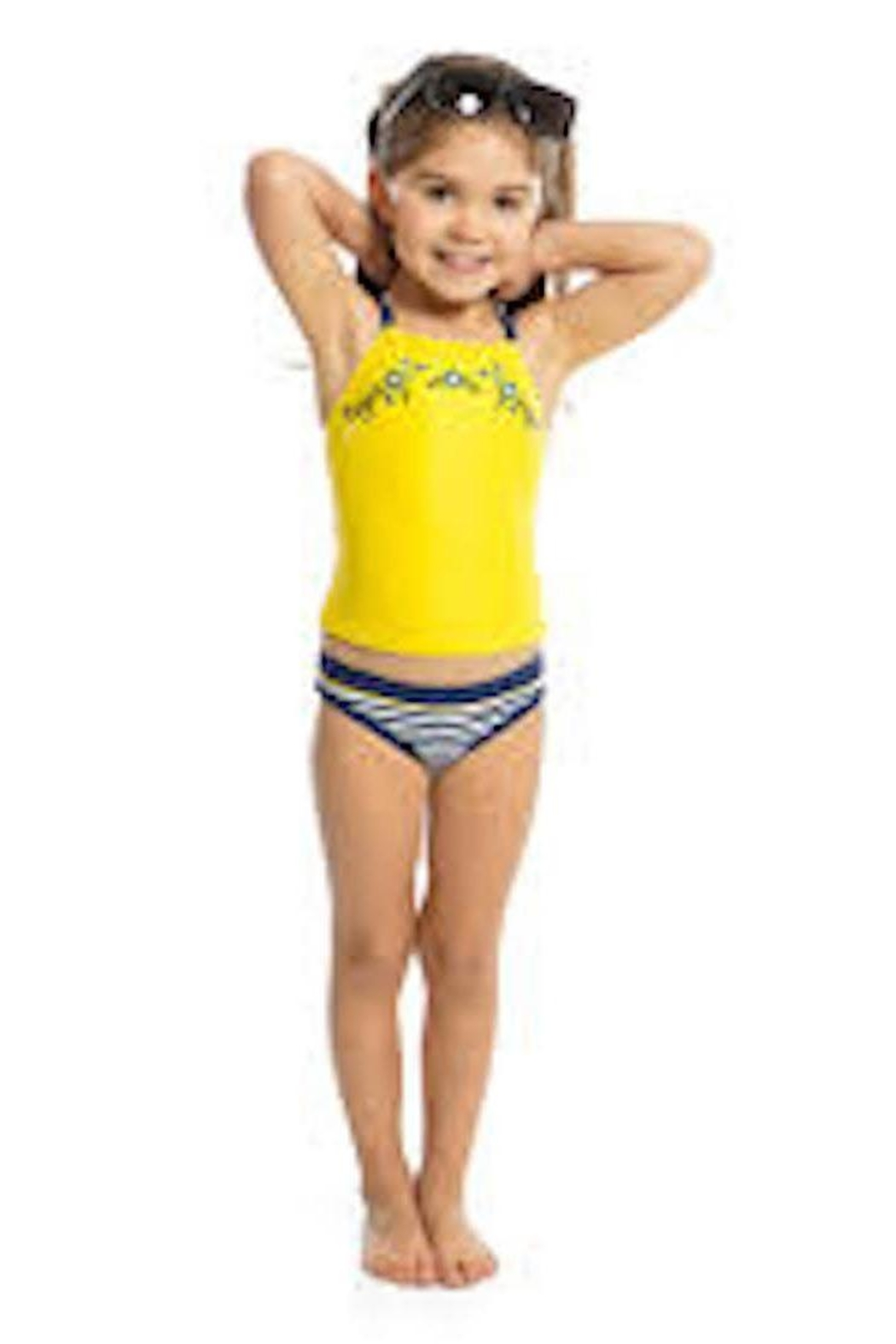 NaNo Girls Tankini Set - Main Image