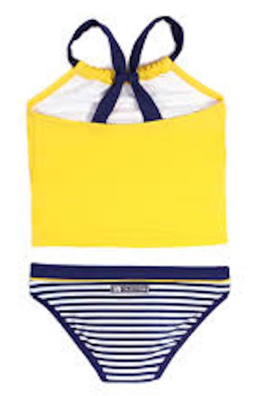 NaNo Girls Tankini Set - Side Cropped Image