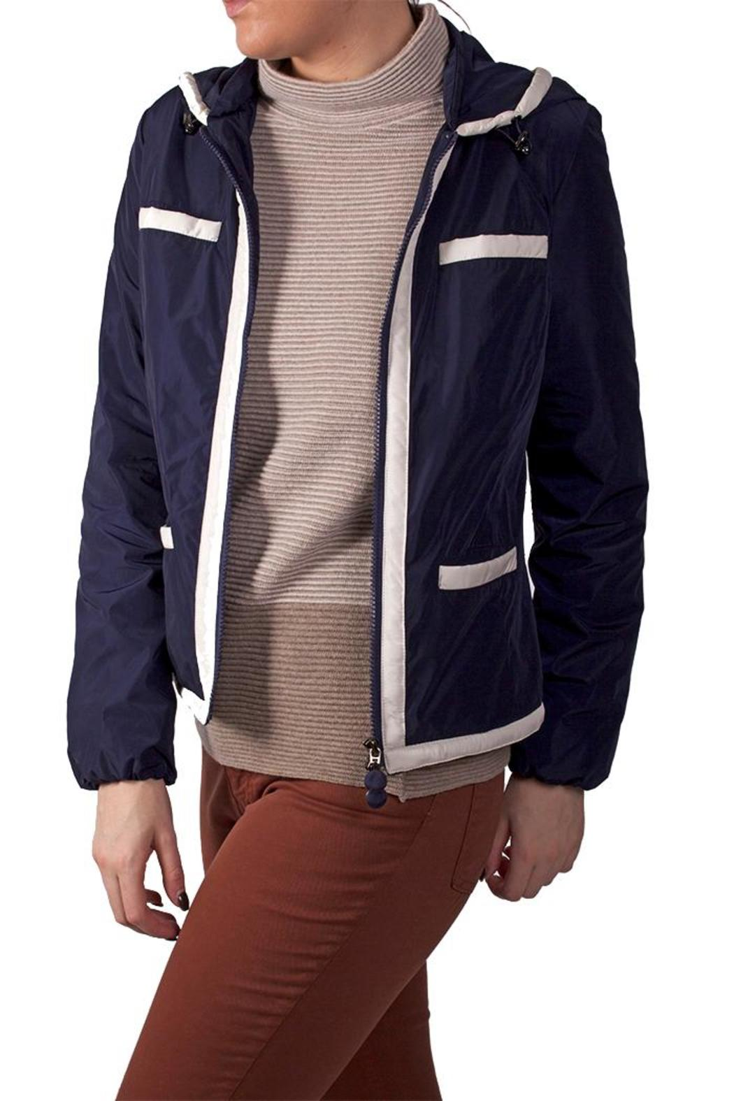 Nanook Short Rain Jacket from Suffolk — Shoptiques