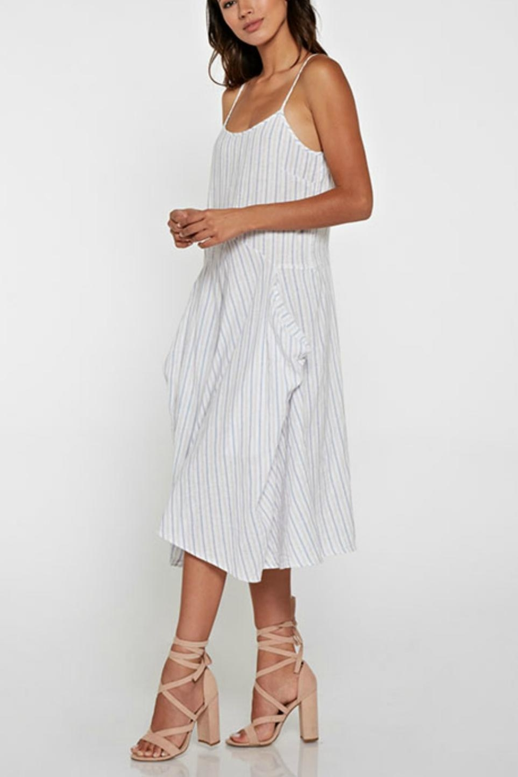 Unknown Factory Nantucket Summer Dress - Side Cropped Image