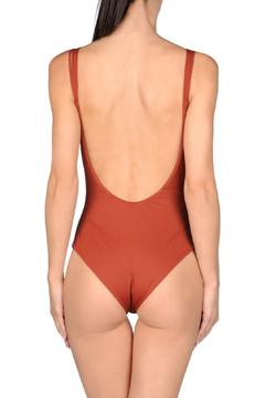 Shoptiques Product: Open Back Swimsuit