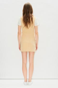 Nanushka Store V Neck Mini Dress - Alternate List Image