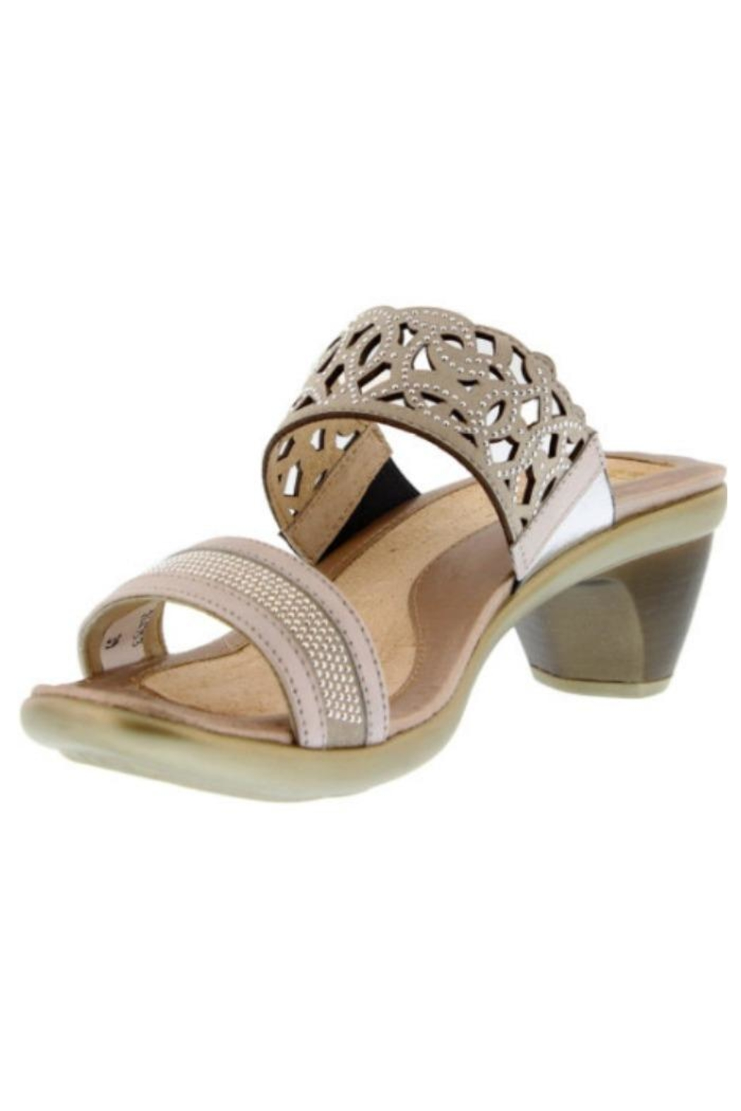 Naot Contempo Sandals - Side Cropped Image