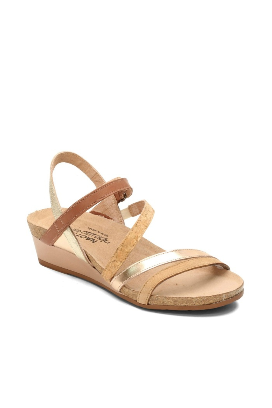 Naot Hero Sandal - Front Cropped Image