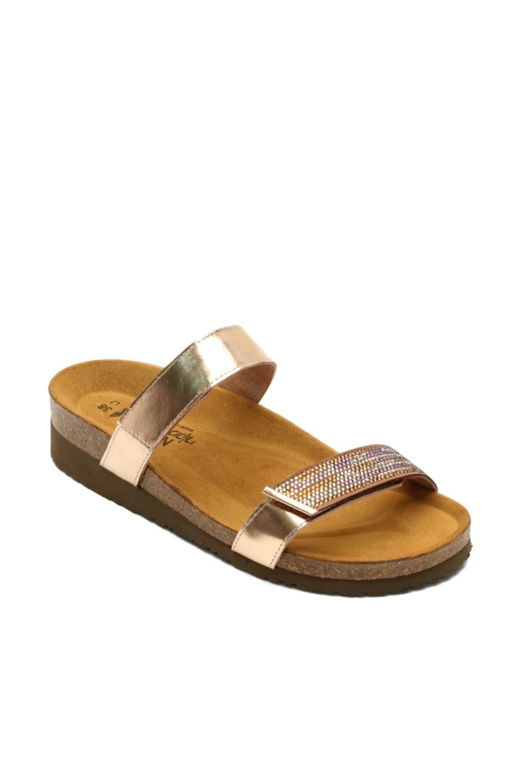 Naot Indiana Sandal - Front Cropped Image