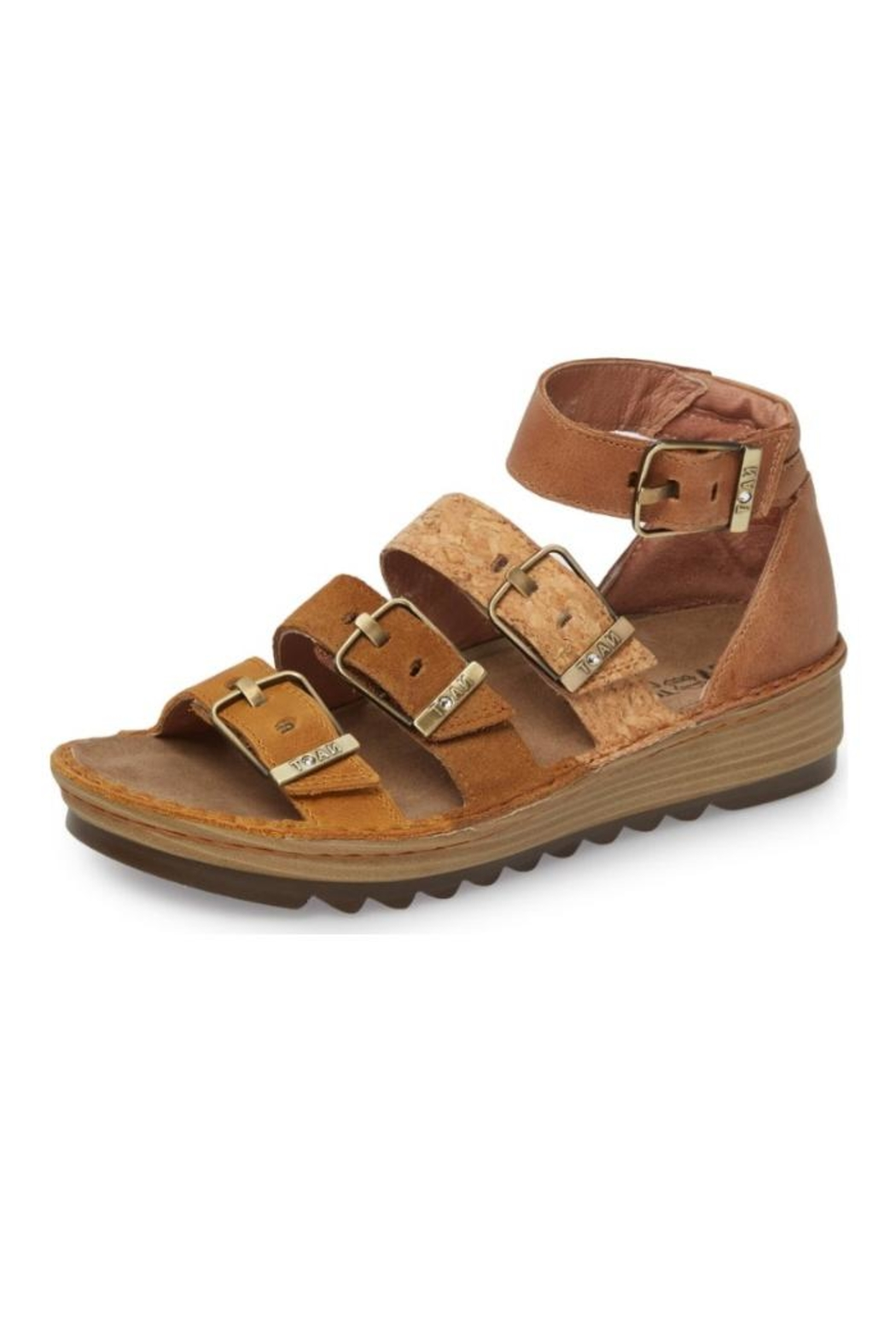Naot Begonia Sandal - Front Cropped Image