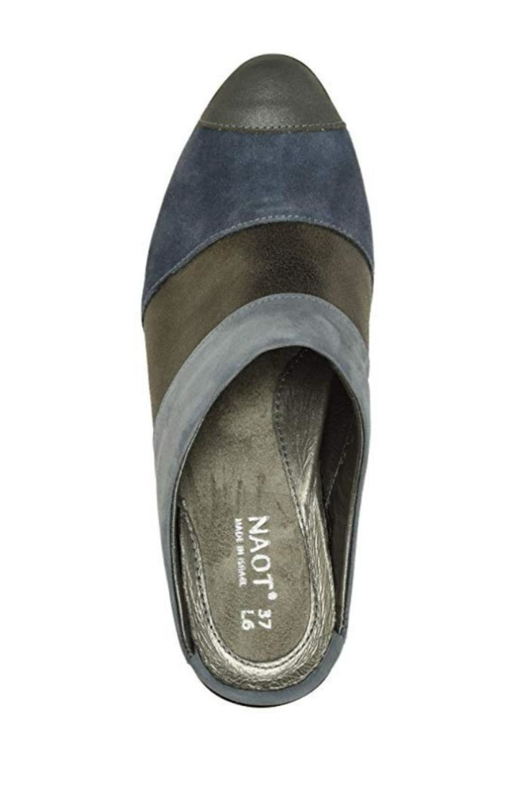 Naot Fortuna Mules - Side Cropped Image