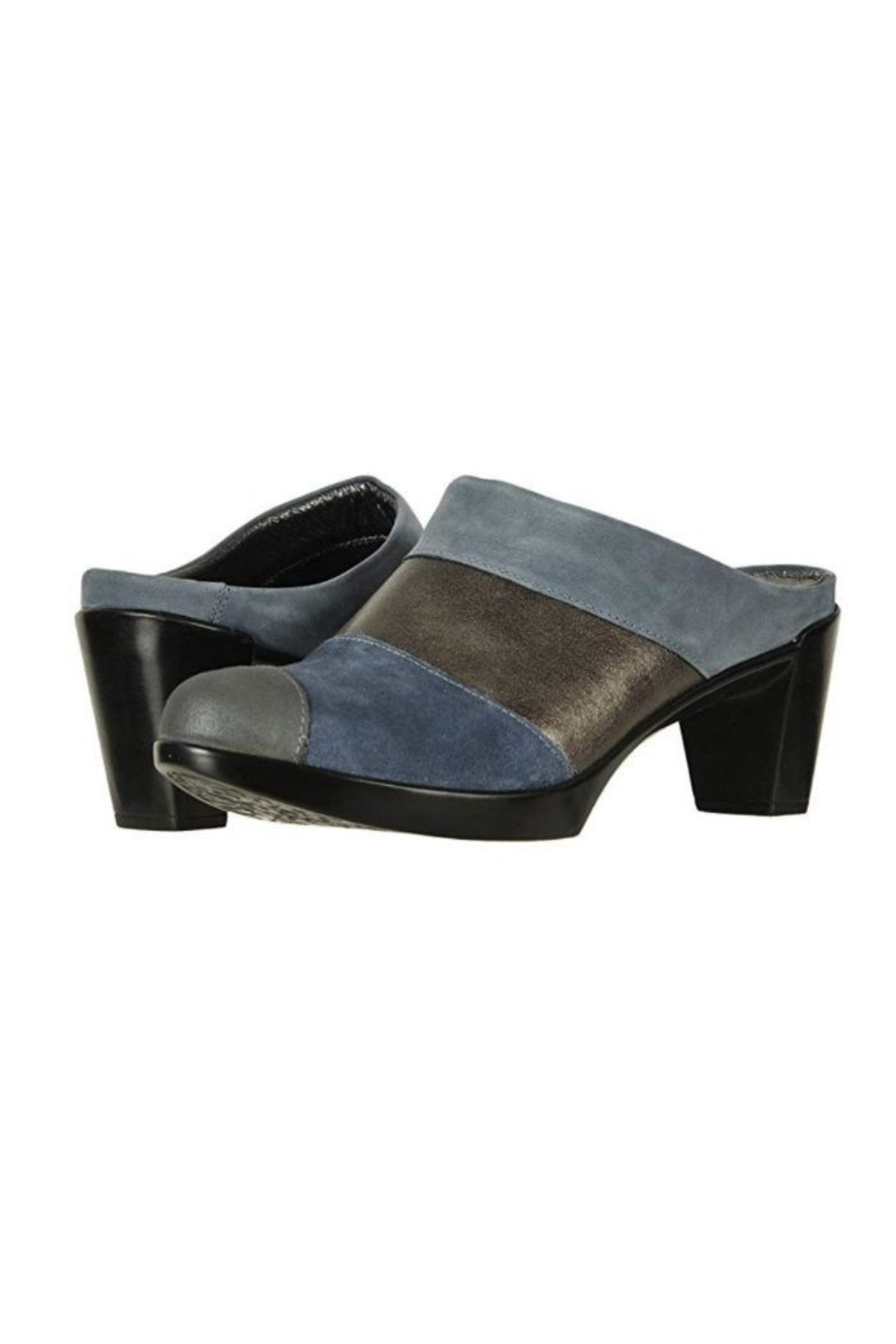 Naot Fortuna Mules - Front Cropped Image