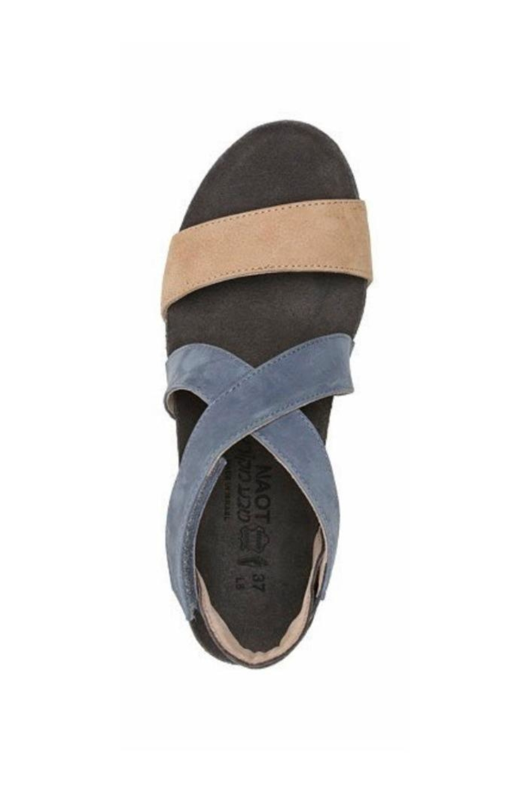 Naot Vixen Sandals - Side Cropped Image