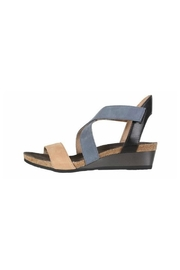 Naot Vixen Sandals - Front full body