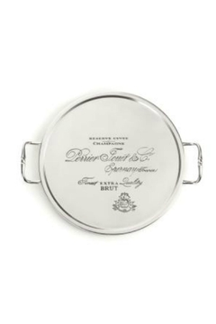 Shoptiques Product: Champagne Nickel Tray
