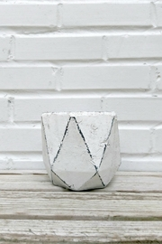 Napa Home & Garden Geometric Planter - Product Mini Image