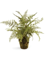 Napa Home & Garden Soft Fern Drop In - Product Mini Image
